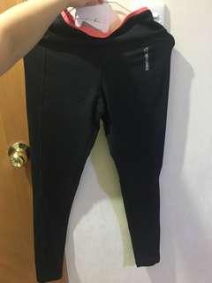 reebok 運動褲 yoga褲 修身褲 leggings