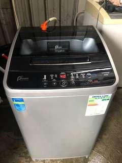90/100New Whirlpool 6.5kg 洗衣機