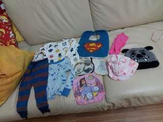 嬰兒衣服 及其他