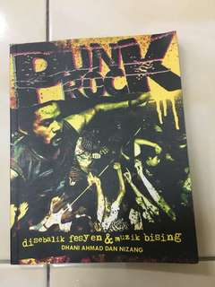Buku Punk Rock