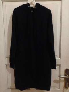 Bershka hoodie dress