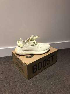 Adidas Yeezy Boost 350 V2 Butter UK9