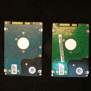 🚚 筆電160G 硬碟 2個