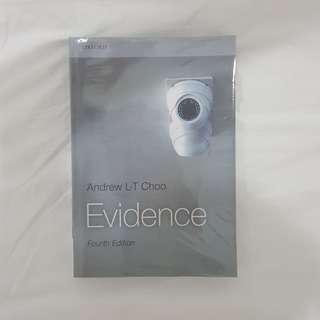 Evidence Law