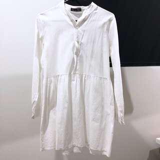 Petite White dress