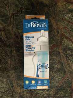 🚚 Dr Brown's Milk Bottle Natural Flow