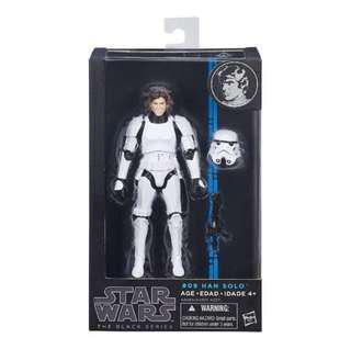 Star Wars Black Series Stormtrooper Storm Trooper Han Solo