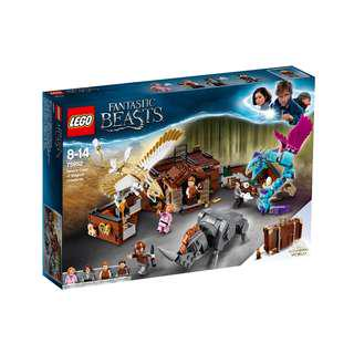 Lego 75952   Newt's Case of Magical Creatures    Harry Potter