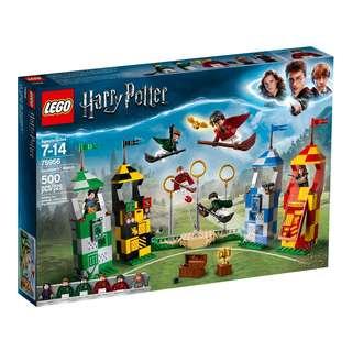 Lego 75956   Quidditch Match    Harry Potter