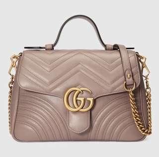 Gucci Marmont Shoulder Bag (small)