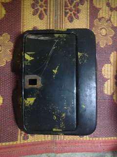 Glovebox Px200