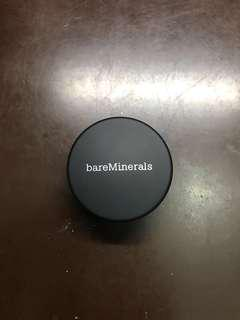 Bare minerals face color