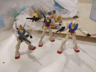 RX Gundam set