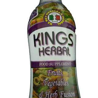 Kings Herbal food suppliment