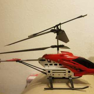 Alloy Helicopter