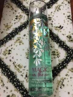 Bath and body work magic in the air fine fragrance mist
