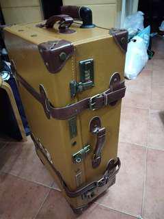 復古 24 吋行李箱