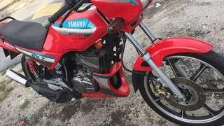 Yamaha Rxz 93