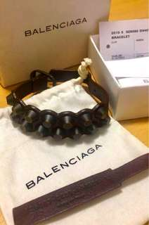 Authentic Balenciaga Bracelet (Price Reduced!)