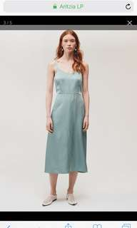 Aritzia Wilfred Le Fou Collette Dress