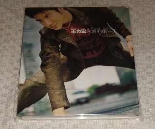 王力宏 - 永遠的第一天 CD 唱片