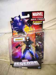 """Marvel legends wolverine 6"""" 狼人 6 吋"""