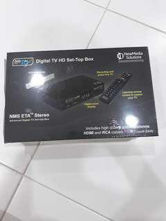 Digital TV HD Set Top Box