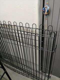 🚚 Animal Metal Fence/ Barricade