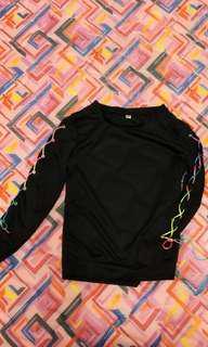 Black Top Long Sleeve