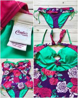 Candies Brand 2pc Floral Tankini