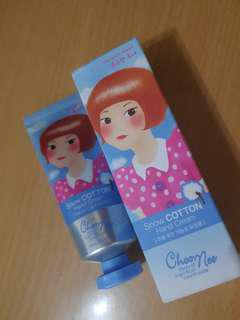 Snow Cotton Hand Cream (50ml)