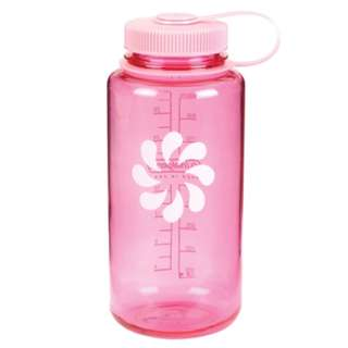 Nalgene 1000ml 1L 32OZ WIDE MOUTH Pink Bottle With Pink Cap 水樽 水壺 2178-2026