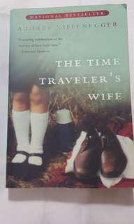 THE TIME TRAVELLER'S WIFE -Audrey Niffeneger