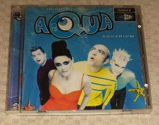 Aqua - Aquarium CD + VCD版本 唱片