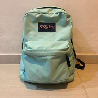 Jansport Original Mint Light Blue Superbreak Tas Backpack
