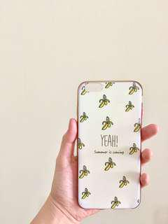 Banana summer iphone 6/6s plus softcase