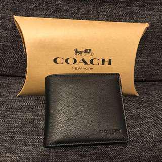 Coach wallet 男裝銀包 coach men wallet