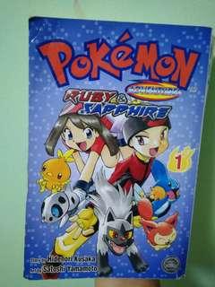 Pokémon Adventures™ Ruby & Sapphire - VOLUME 1