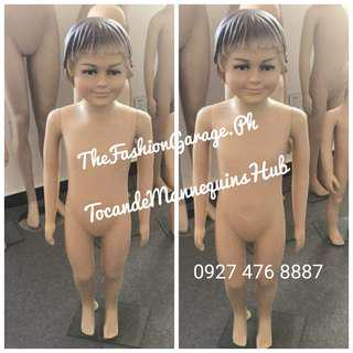 Kids Wholebody Skintone Mannequin