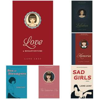 Lang Leav Collection (EBOOKS)