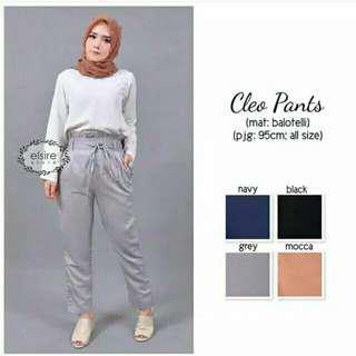 Cullote Basic celana kain