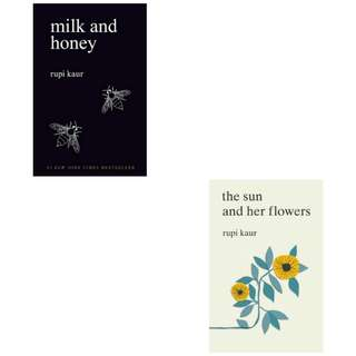 Rupi Kaur Collection (EBOOKS)