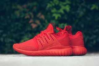 adidas triple red tubulars