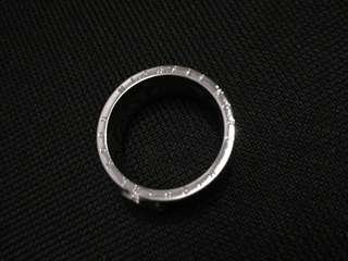 Michael Kors - Silver ring (size 9)