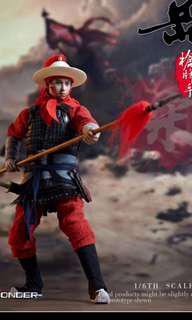 1/6 Scale Song Dynasty - Warrior of Yue Army