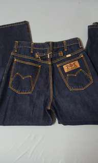 Maverick Bluebell Rodeo Denim MIJ