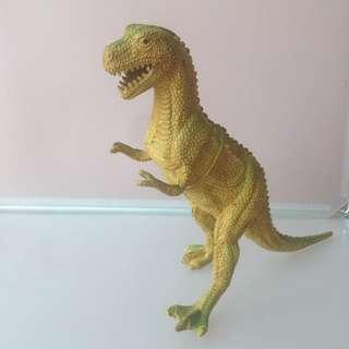 Dinosaurus - PVC Tyrannosaurus Rex - TRex - Tinggi 19 cm