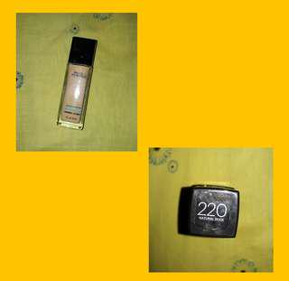 Maybelline Fit Me Matte and Poreless shade 220 (Natural Beige)