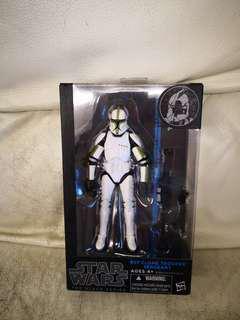 "Black series clone trooper sergeant 6"" 6吋 #07 star wars 星球大戰"