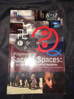 Pilgrimage to Sacred Spaces: An introduction to World Religions